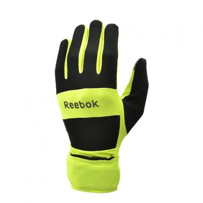 Всепогодные перчатки для бега Reebok, Арт. RRGL-10132YL