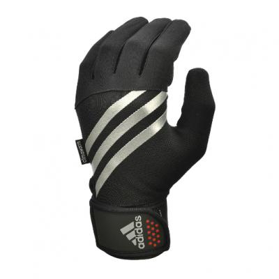Тренировочные перчатки Adidas утеплённые, Арт. ADGB-12441RD