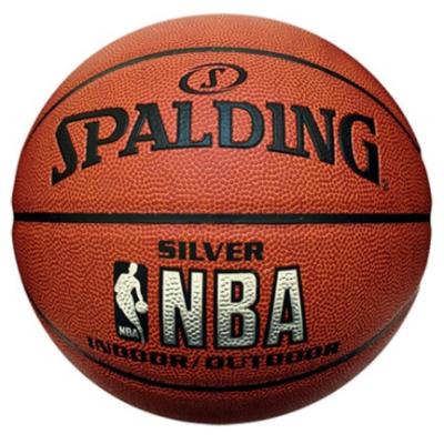 Баскетбольный мяч NBA Silver, с логотипом NBA, Арт. 74-556Z