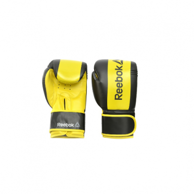 Перчатки боксерские Retail 12 oz Boxing Gloves - Yellow, Арт. RSCB-11112YL